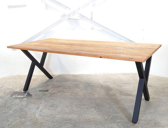 ダイニングテーブル (変形エックス)